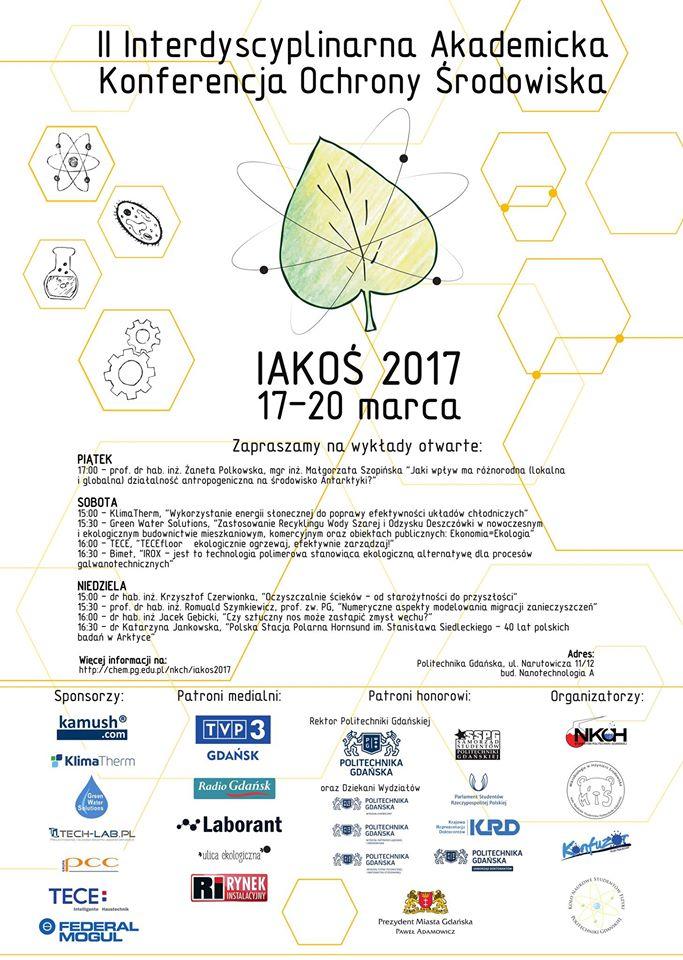 Podsumowanie Konferencji Iakoś 2017 Iakoś 2017 Naukowe