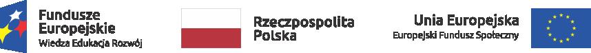 Fundusze Europejskie Wiedza Edukacja Rozwój, Rzeczpospolita Polska, Unia Europejska Europejski Fundusz Społeczny